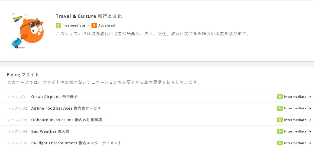 DMM英会話_レベル_おすすめ教材_toravel&culture