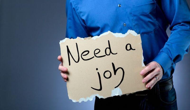 ワーホリで仕事を探す人