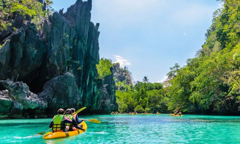 フィリピンの島・El Nido
