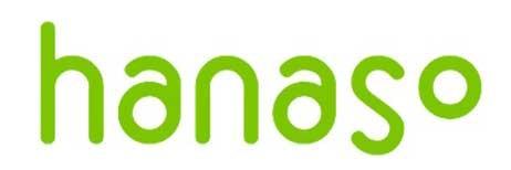 オンライン英会話・hanasoのロゴ
