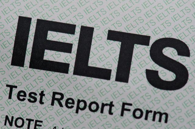IELTS_試験の流れ